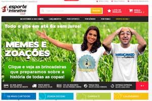 19f2c1cf7 Esporte Interativo lança loja virtual – Meio   Mensagem