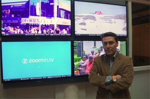 Zoomin.TV abre operação no Brasil