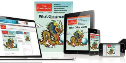 Economist cria nova estratégia de conteúdo