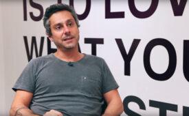 """""""A criatividade está no erro"""", diz Alexandre Nero"""