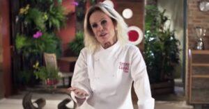 Comercial de Ana Maria Braga para a Academia da Carne Friboi