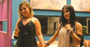 A vice-campeã, Maria Claudia (à esq.) e a campeã, Munik: edição de 2016 teve menos ações de merchandising