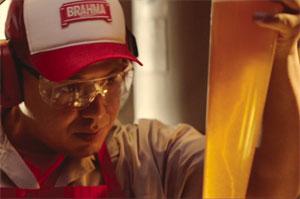 Para Brahma, paixão é ingrediente de cerveja