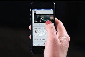 Facebook oferece novos formatos em vídeo