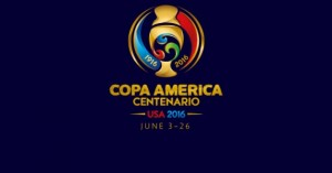Logo da Copa América Centenário