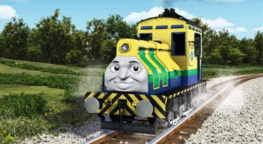 Trem brasileiro entra para a turma de Thomas e Seus Amigos