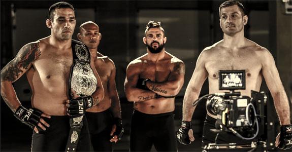 UFC 198 coloca lutadores em combate
