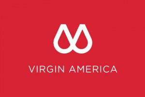 Logo falso da Virgin America