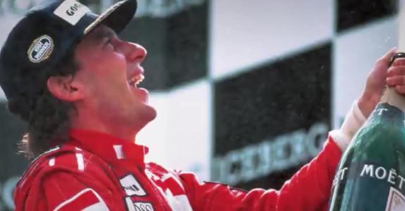 Ayrton Senna ganha canal no YouTube