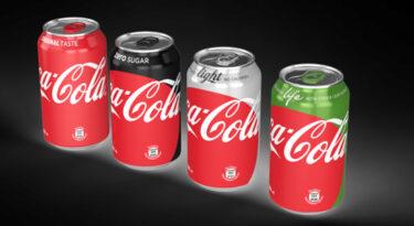 Investidores questionam nova embalagem da Coca-Cola