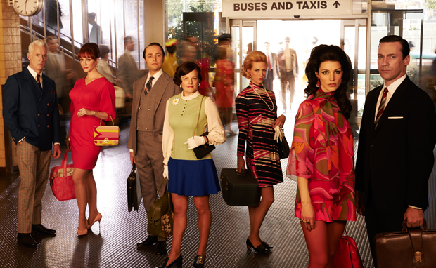 5 motivos para rever Mad Men na quarentena
