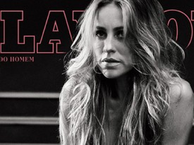 Nova Playboy chega às bancas com três capas