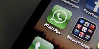 WhatsApp cruza dados de usuários com Facebook