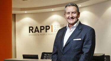 Ex-presidente da Rapp nos EUA processa agência