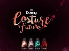 Downy associa marca ao mundo da moda
