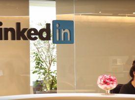 LinkedIn quer sua atenção