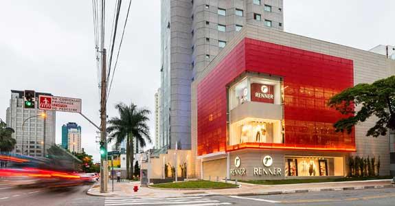 Lojas Renner abrirá lojas no Uruguai