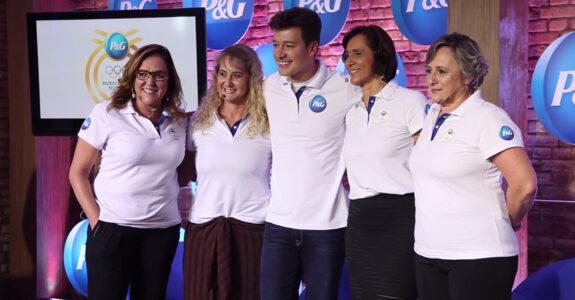 P&G reúne mães de atletas olímpicos