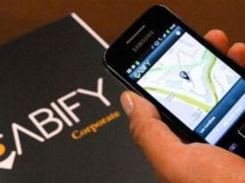 Cabify lança serviço de entrega em grandes centros