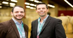 Felipe Kleiman e Eduardo Rocha. Foto: Zzn Peres