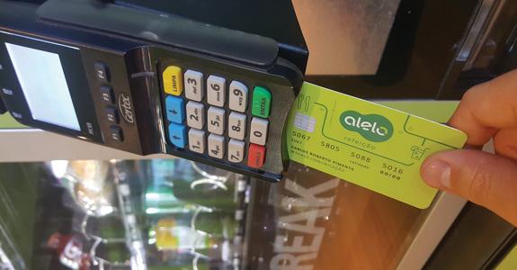 Alelo reformula visual dos cartões benefícios