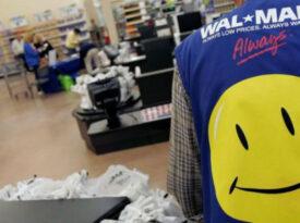 Walmart traz de volta o sorriso amarelo