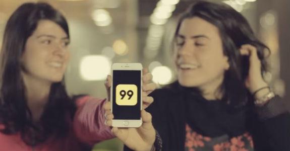 99Taxis muda de nome e lança vídeo manifesto