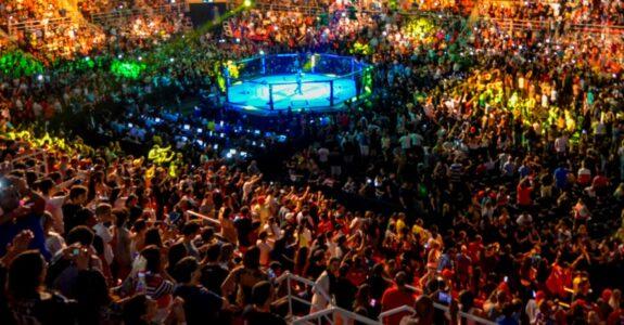 WME IMG assume controle do UFC