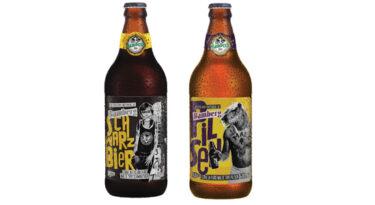 Cervejas Bamberg ganham rótulos bem humorados