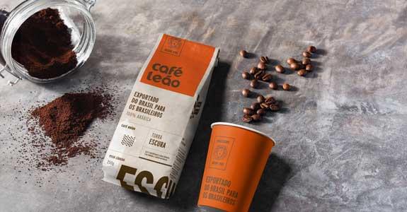 Coca-Cola lança café especial