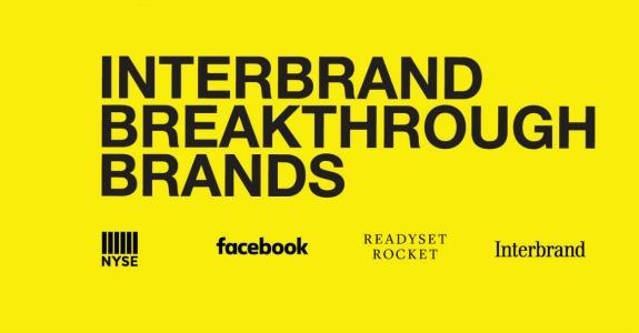 Interbrand Breakthrough tem três brasileiras