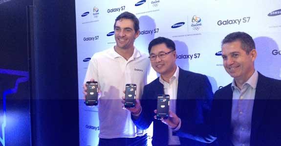 Samsung anuncia lançamentos e ações para Rio 2016