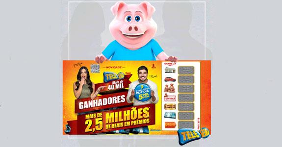 Tele Sena será vendida nas estações de metrô