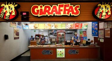 Giraffas e CNA firmam parceria