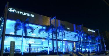 Rio ganha segunda flagship da Hyundai no País