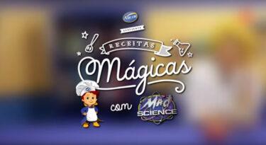 Arcor une ciência, diversão e produtos em nova campanha