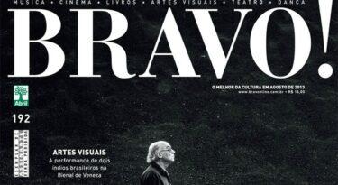 Revista Bravo volta em formato digital