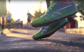 Asics aposta no running como plataforma de comunicação