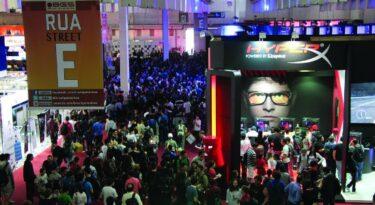 Brasil Game Show atrai mais marcas