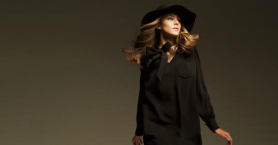 Elle lança coleção em parceria com a C&A