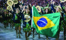 36% acreditam que a Rio 2016 é positiva para o Brasil