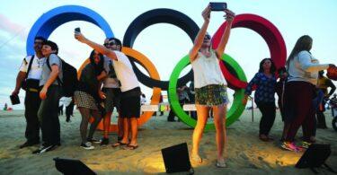 A digitalização da Olimpíada