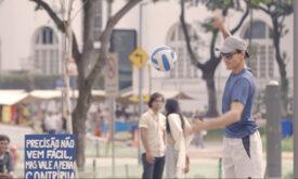 Em filme, Gillette destaca a importância do apoio ao esporte
