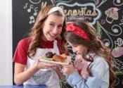 Snack lança canal com chefs mirins