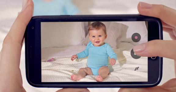 Campanha bebê Johnsons está de volta