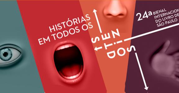 Bienal do Livro traz apresentações e debates