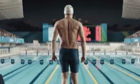 Correios estreia filme olímpico