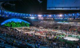 Quem faltou na abertura da Olimpíada?