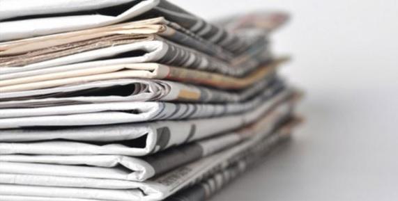 Cai a circulação dos grandes jornais