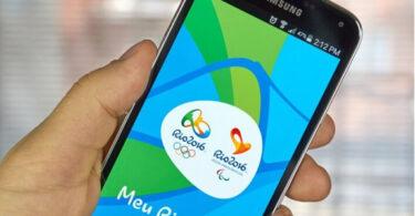 A Olimpíada mais mobile da história